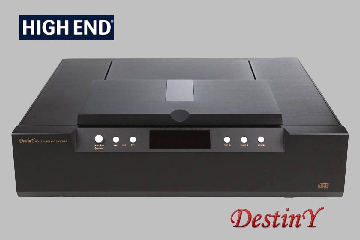 CD prehrávač Destiny HD-28