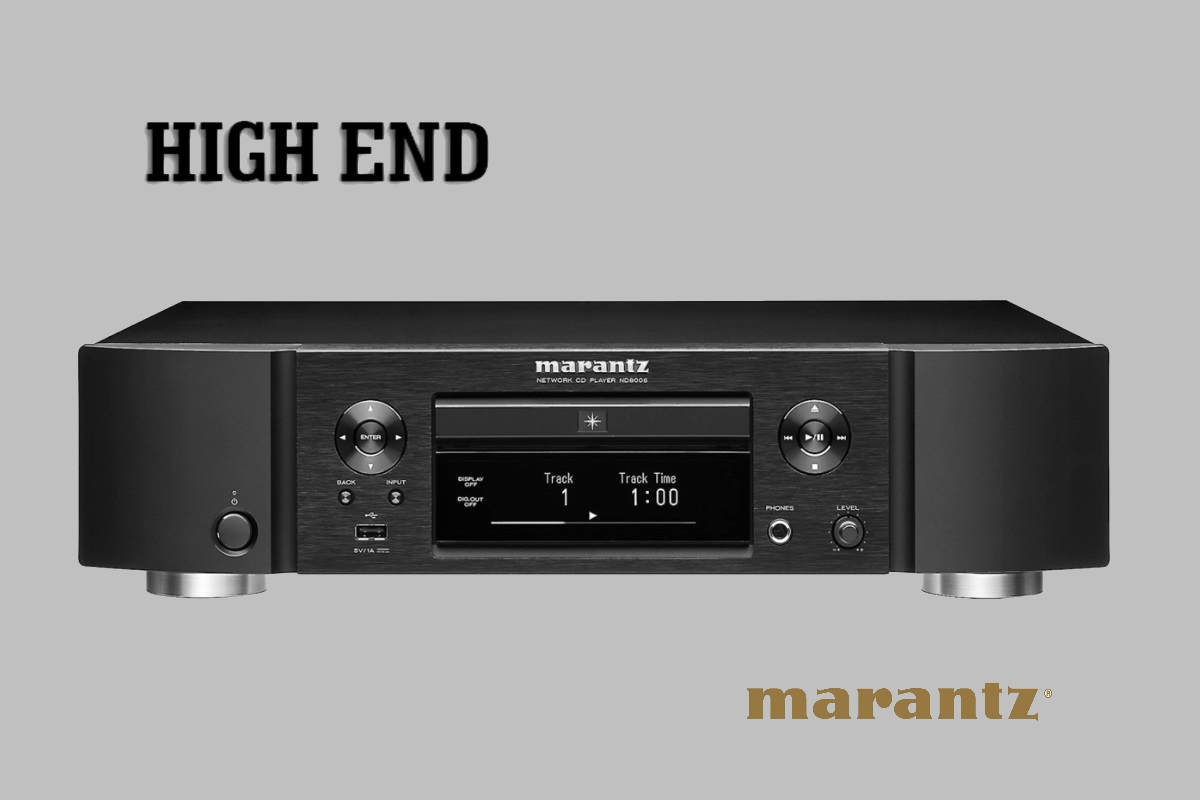 CD Prehrávač Marantz ND 8006
