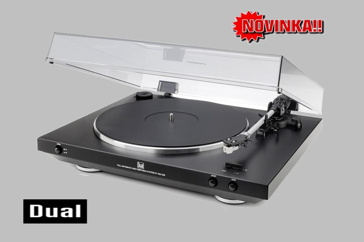 Gramofón Dual DT-400