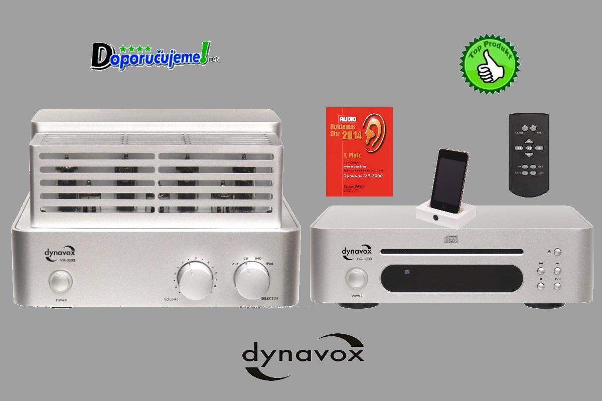 Zostava Dynavox VR-3000+CD3000