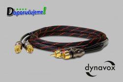 """RCA kábel Dynavox """"Perfekt Sound""""-0,75m"""