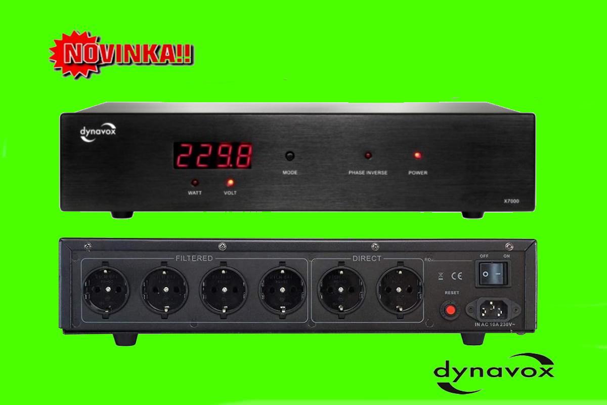 Sieťový filter Dynavox X-7000