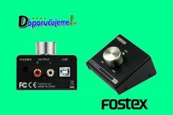 DAC prevodník Fostex PC 110 USB