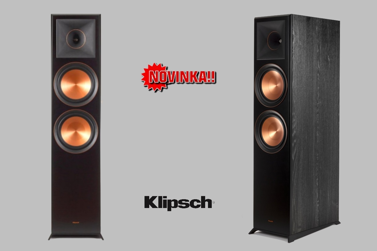 Reprosústavy Klipsch Reference RP-8000F