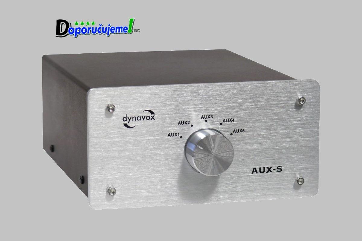 Prepinač Dynavox AUX-S