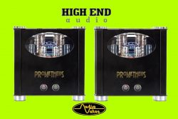Koncový zosilovač AUDIOVALVE - Prometheus 100