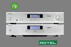 Zostava Rotel A11 + CD11 Tribute