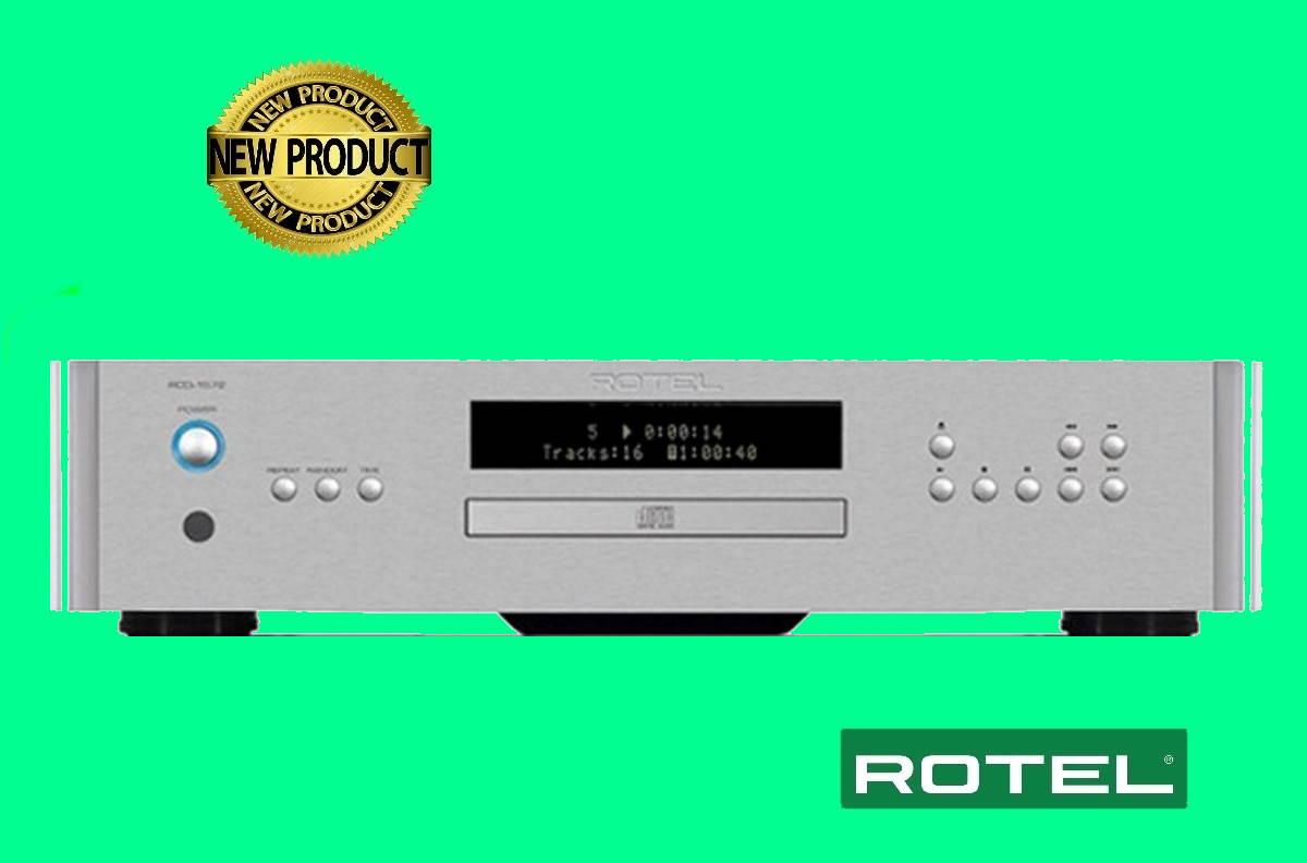 CD Prehrávač Rotel RCD-1572
