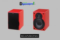 Repro sústavy Scansonic S5 Rot