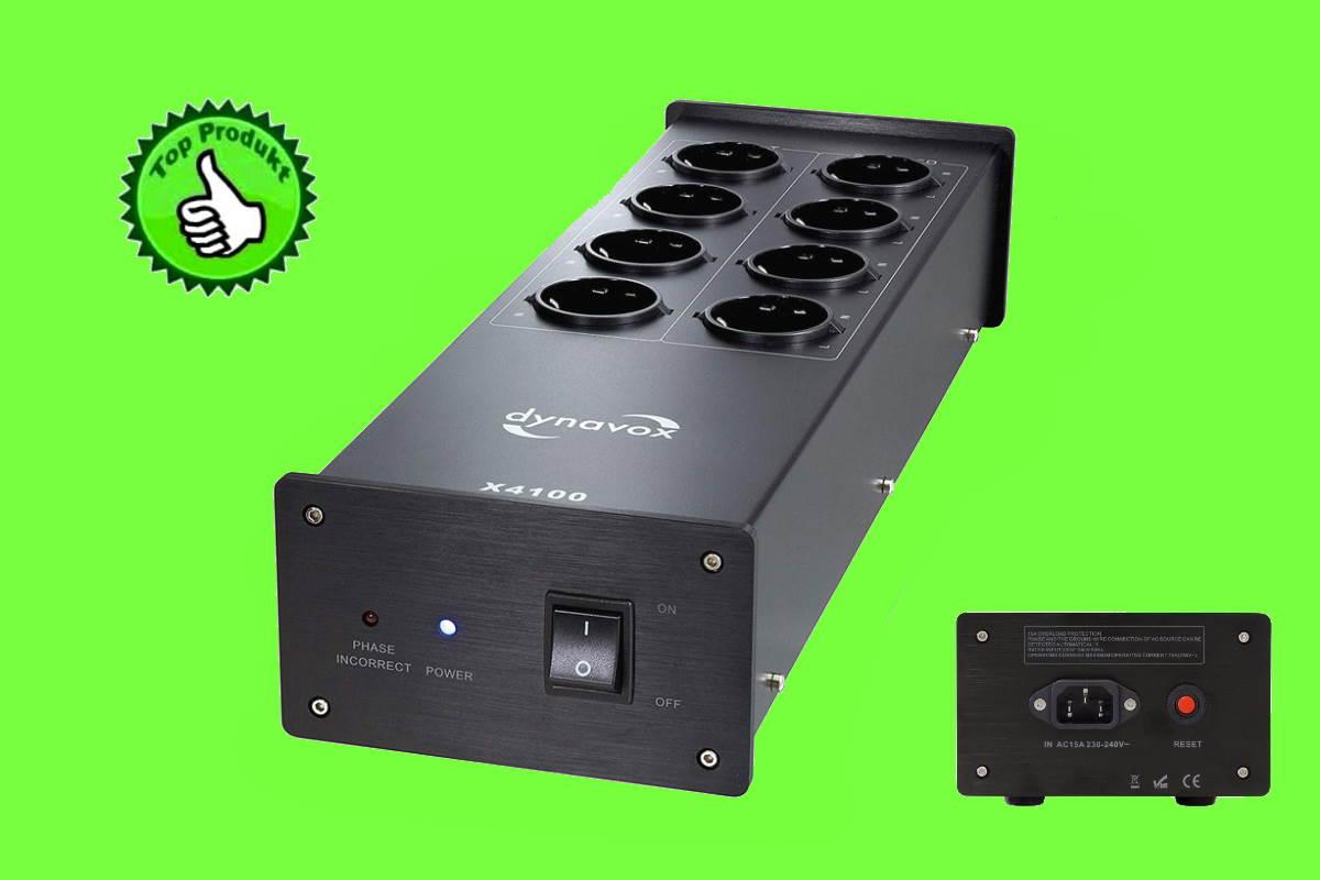 Sieťový filter Dynavox X-4100