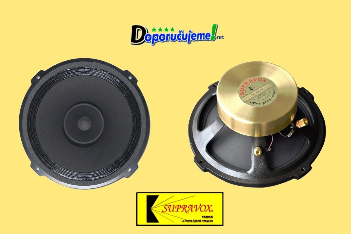 Reproduktor Supravox 215 Signature