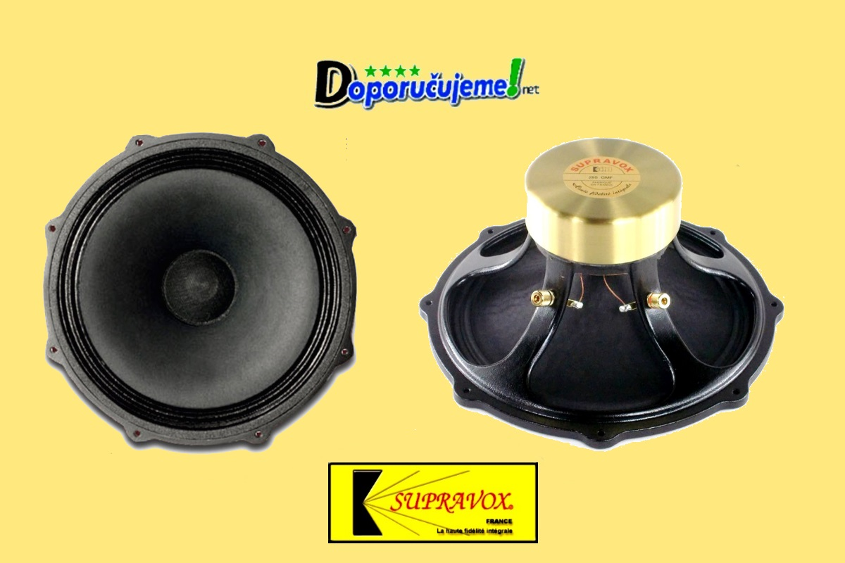 Reproduktor Supravox 285 GMF