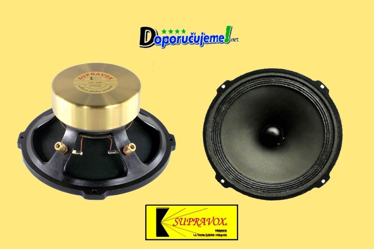 Reproduktor Supravox 215 GMF