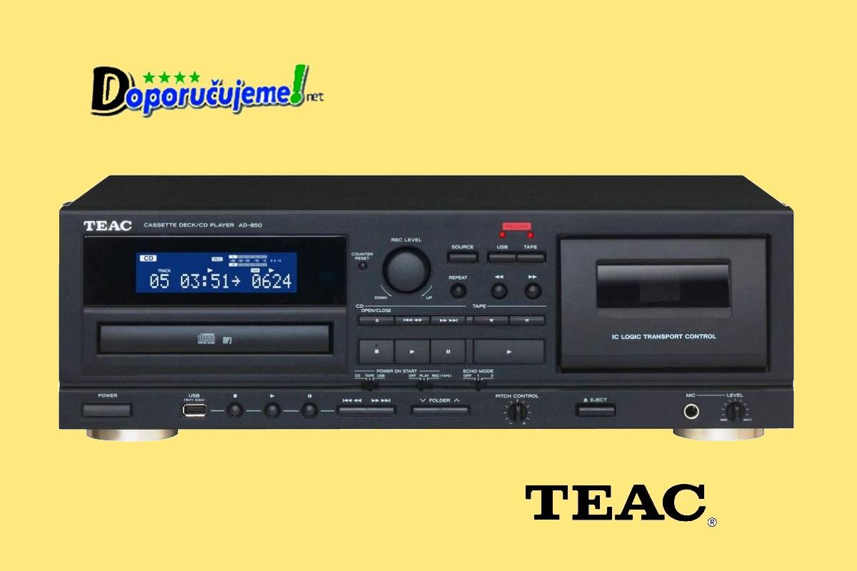 CD Prehrávač Teac AD-850