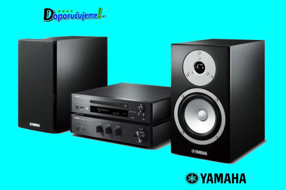 Zostava Yamaha MCR-N670