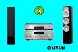 Zostava Yamaha N803D+CD700