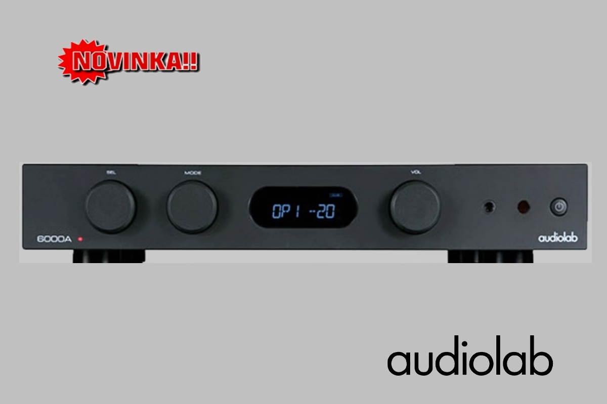 Zosilovač Audiolab 6000A