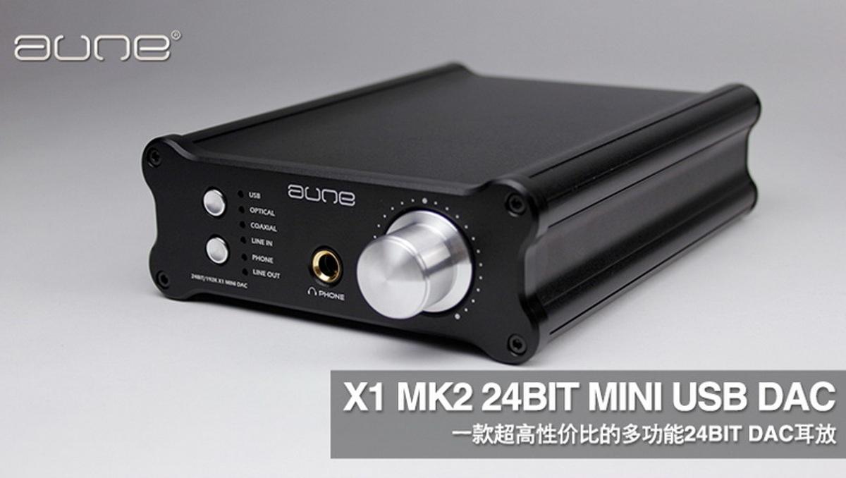 DAC prevodník AUNE X1 Pro