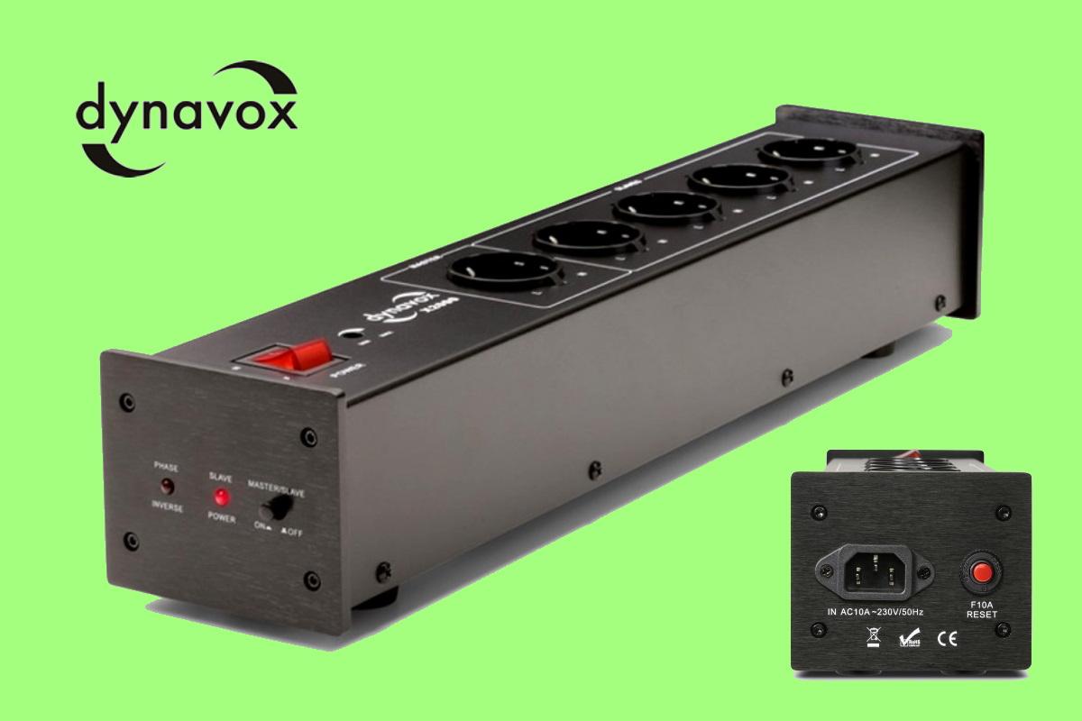 Sieťový filter Dynavox X-2000